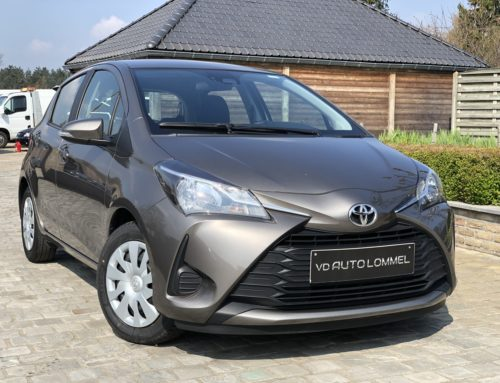 Toyota Yaris VVTI-Y20 – 2019 – 44000km – € 11.500