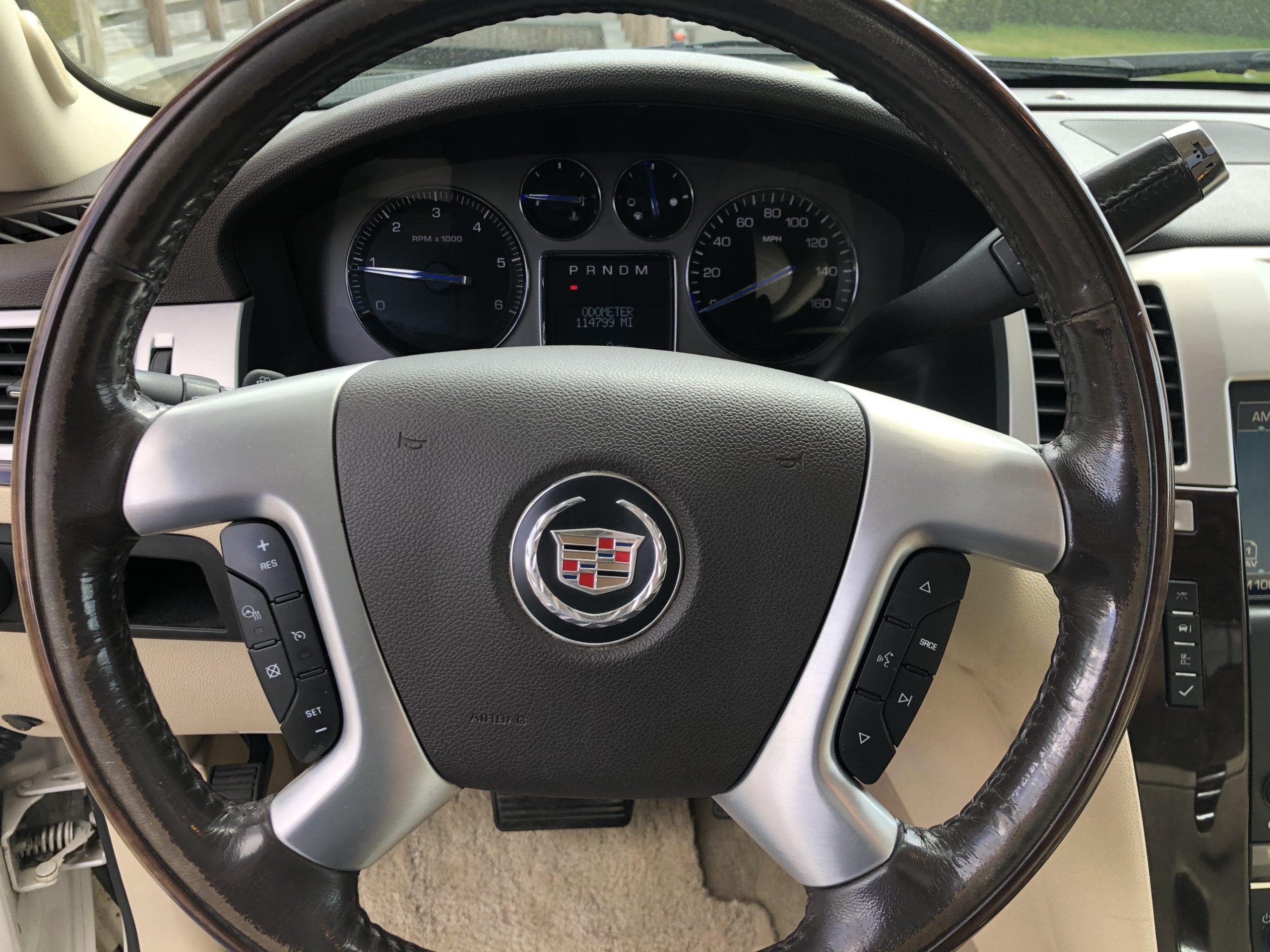 Cadillac Escalade EXT 6.2i - 2007 - LPG - LICHTE VRACHT ...