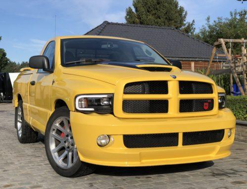 Dodge Ram SRT/10 8.3 V10 – 2004 – LICHTE VRACHT –